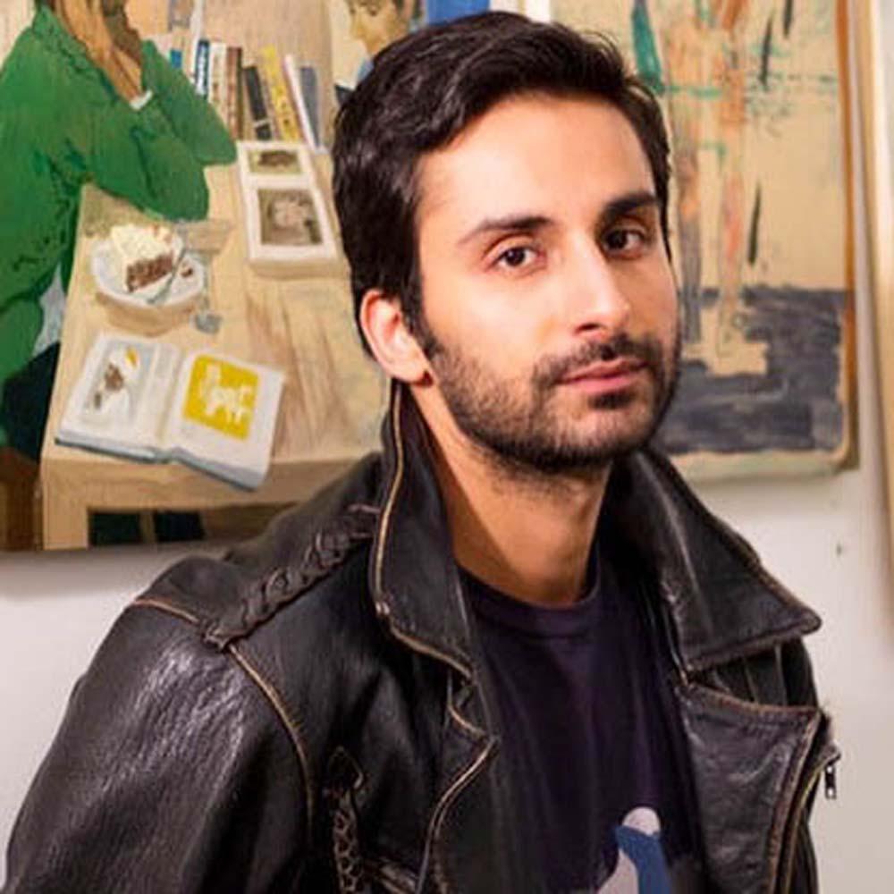 Salman Toor