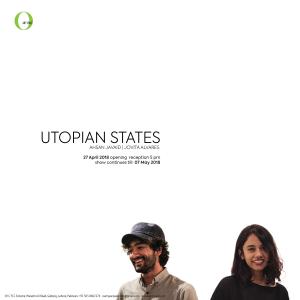 UTOPIAN STATES