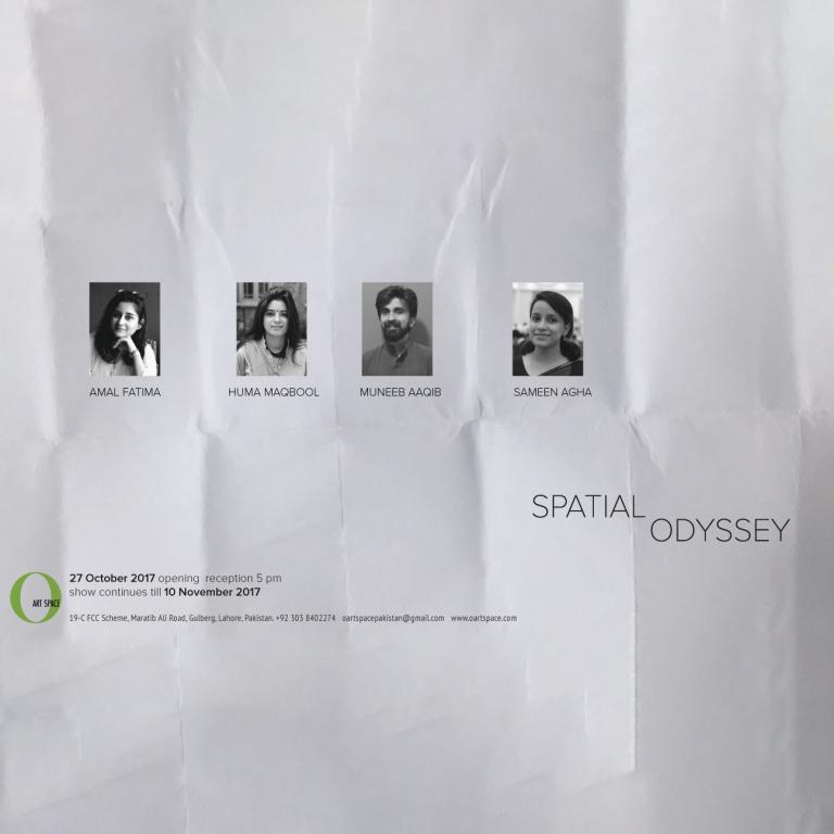 Spatial Odyssey